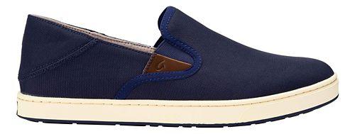 Mens OluKai Kahu Casual Shoe - Blue/Off White 7