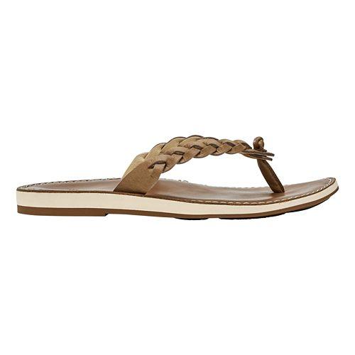 Womens OluKai Kahiko Sandals Shoe - Sting/Tan 10