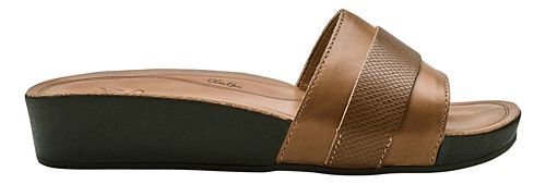 Womens OluKai Ola Huna Sandals Shoe - Tan/Tan 7