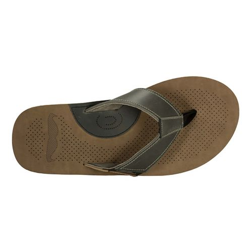 Mens Cobian Movember Sandals Shoe - Clay 9