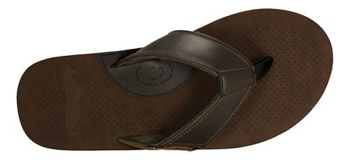 Mens Cobian Movember Sandals Shoe - Brown 10