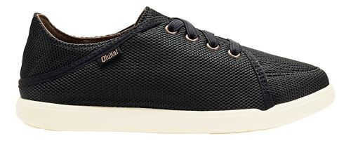Boys OluKai Lil Maka Casual Shoe - Black 4Y
