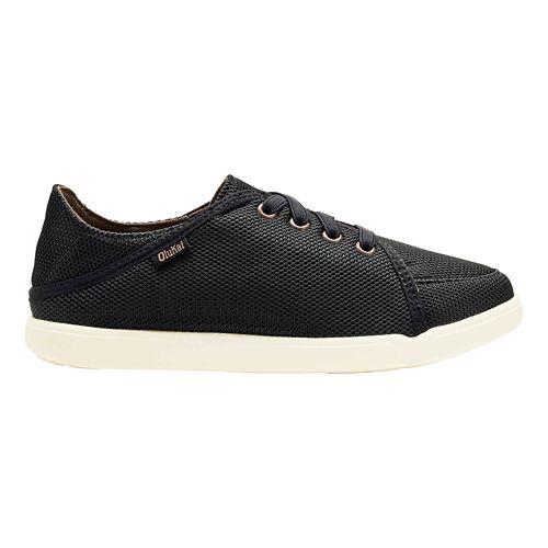Boys OluKai Lil Maka Casual Shoe - Black 12C