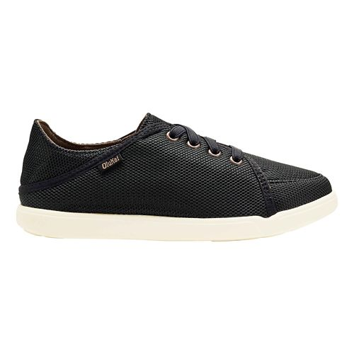 Boys OluKai Lil Maka Casual Shoe - Black 9C