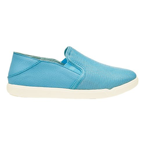 Girls OluKai Pehuea Maka Casual Shoe - Cotton Candy/Water 11C