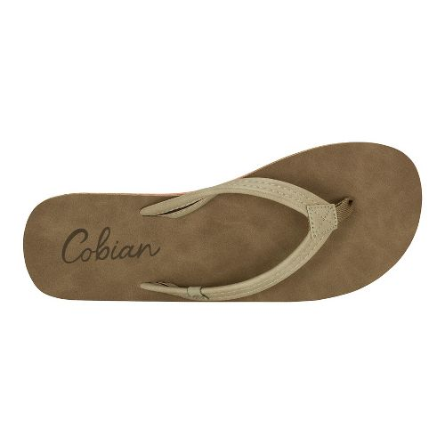 Womens Cobian Pacifica Sandals Shoe - Taupe 8