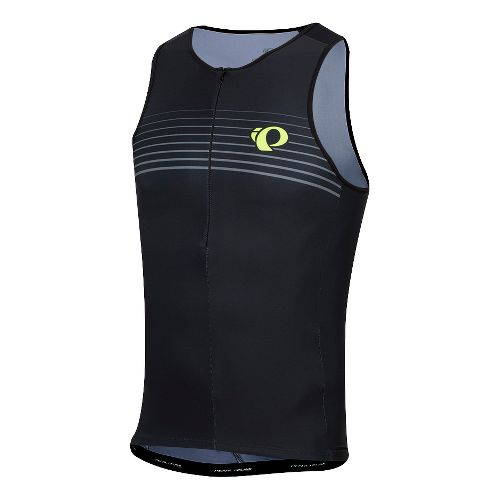 Mens Pearl Izumi Elite Pursuit Graphic Tri Singlet Sleeveless & Tank Tops Technical Tops - ...
