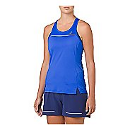 Womens ASICS Lite-Show Sleeveless & Tank Technical Tops