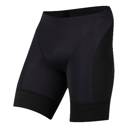 Mens Pearl Izumi Elite Pursuit Tri Compression & Fitted Shorts - Black XL