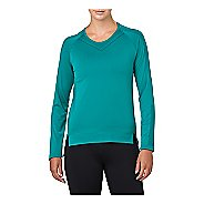 Womens ASICS Seamless Long Sleeve Casual Jackets