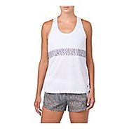 Womens ASICS LP Sleeveless & Tank Non-Technical Tops