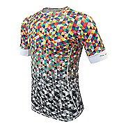 Mens De Soto SkinCooler Short Sleeve Technical Tops - Color Tile L