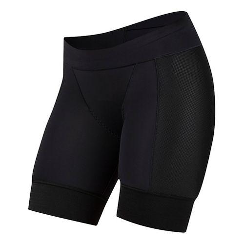 Womens Pearl Izumi Elite Pursuit Tri Unlined Shorts - Black S
