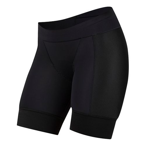 Womens Pearl Izumi Elite Pursuit Tri Unlined Shorts - Black XL