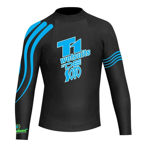 De Soto T1 First Wave Pullover Long Sleeve Technical Tops - Black 3