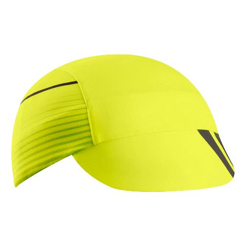 Pearl Izumi Transfer Cycling Cap Headwear - Black/Yellow