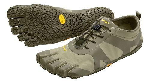 Womens Vibram V-Alpha Trail Running Shoe - Sand/Khaki 38