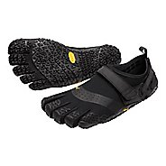 Womens Vibram V-Aqua Trail Running Shoe - Black 38