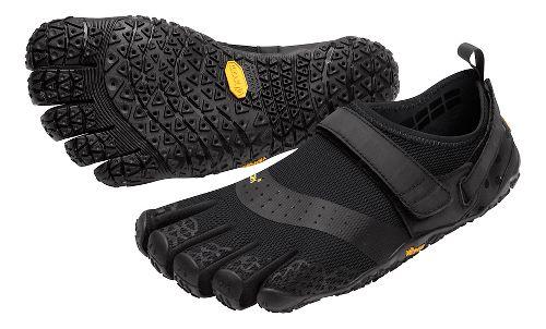 Womens Vibram V-Aqua Trail Running Shoe - Black 39