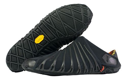 Womens Vibram Furoshiki Casual Shoe - Black 38