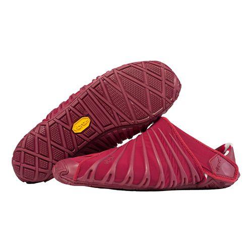 Womens Vibram Furoshiki Casual Shoe - Beet Red 38