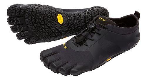 Mens Vibram V-Alpha Trail Running Shoe - Black 41
