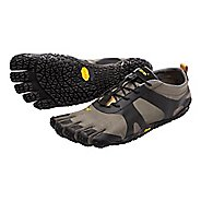 Mens Vibram V-Alpha Trail Running Shoe - Grey/Black 44