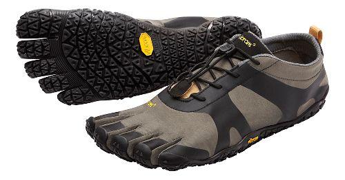 Mens Vibram V-Alpha Trail Running Shoe - Grey/Black 43