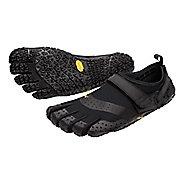 Mens Vibram V-Aqua Trail Running Shoe - Black 43