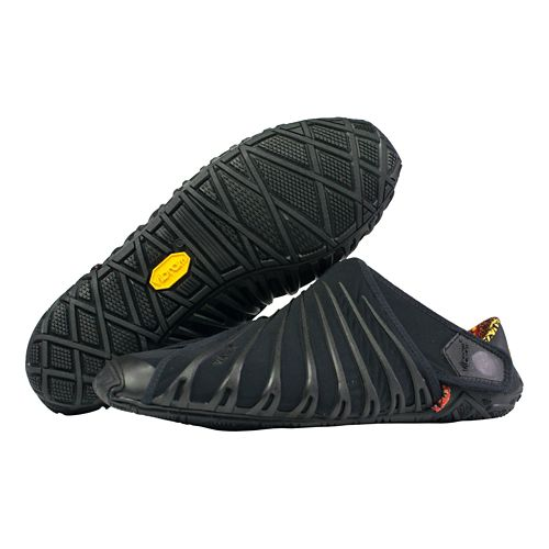 Mens Vibram Furoshiki Casual Shoe - Black 42
