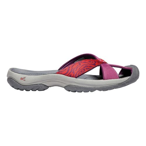 Womens Keen Bali Sandals Shoe - Red Violet/Berry 7