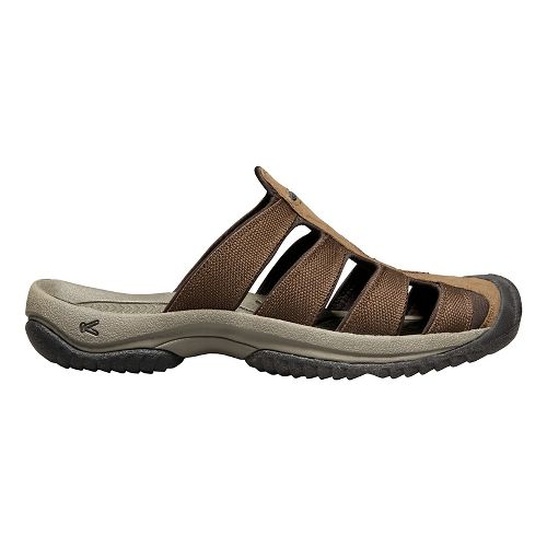 Mens Keen Aruba II Sandals Shoe - Midnight navy/black 8