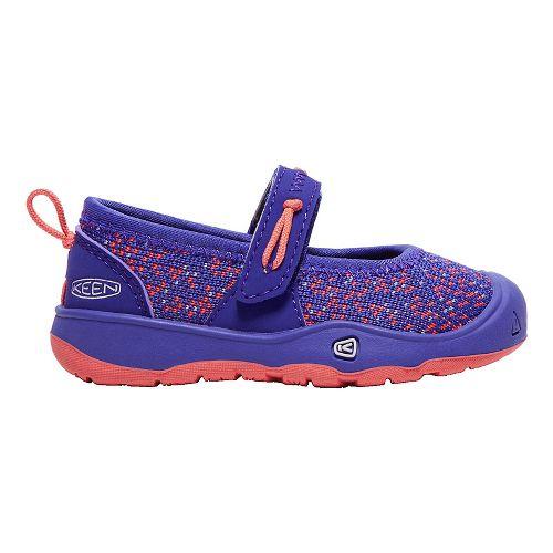 Kids Keen Moxie Mary Jane Casual Shoe - Royal Blue 7C