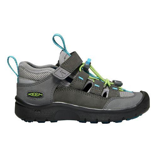 Kids Keen Hikeport Vent Hiking Shoe - Green 8C