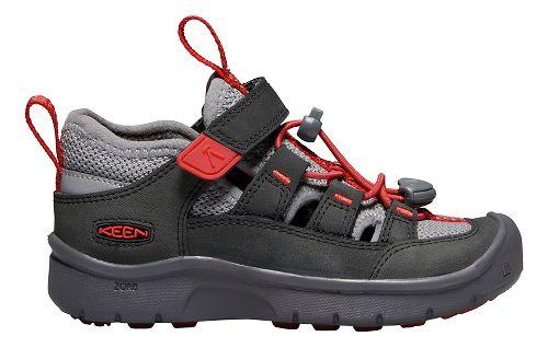 Kids Keen Hikeport Vent Hiking Shoe - Red 1Y
