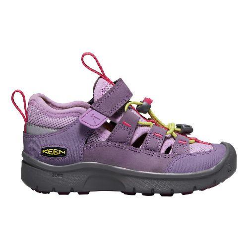Kids Keen Hikeport Vent Hiking Shoe - Grape 9C