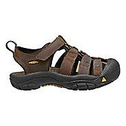 Kids Keen Newport Premium Sandals Shoe - Dark Brown 4Y