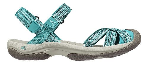 Womens Keen Bali Strap Sandals Shoe - Aqua 8.5
