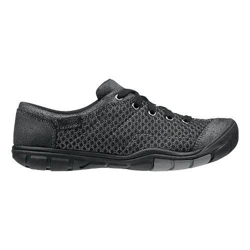 Womens Keen Mercer Lace II CNX Casual Shoe - Black 6
