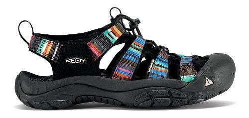 Womens Keen Newport Sandals Shoe - Raya Black 9