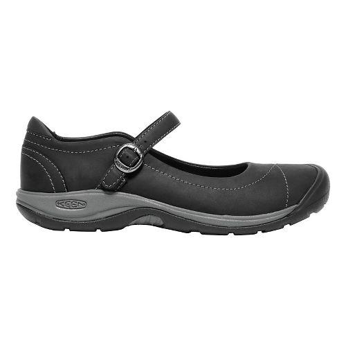 Womens Keen Presidio II MJ Casual Shoe - Black/Grey 8