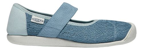 Womens Keen Sienna MJ Knit Sandals Shoe - Blue 10