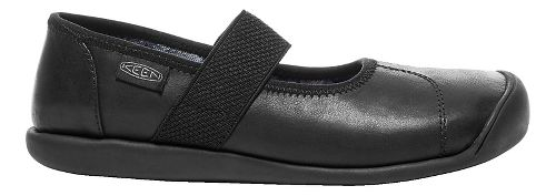 Womens Keen Sienna MJ Leather Casual Shoe - Black 10.5