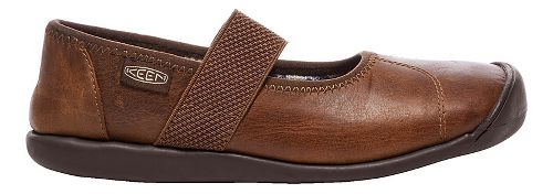 Womens Keen Sienna MJ Leather Casual Shoe - Grand Canyon 8.5