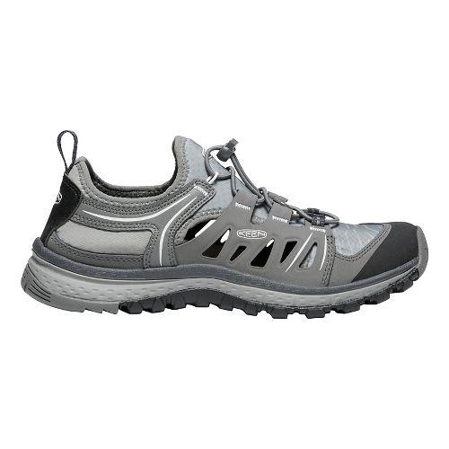 Womens Keen Terradora Ethos Hiking Shoe - Neutral Grey 5