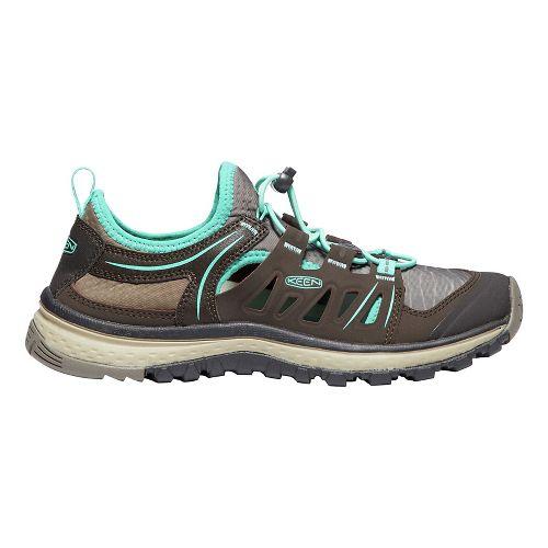 Womens Keen Terradora Ethos Hiking Shoe - Turquoise 10