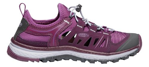 Womens Keen Terradora Ethos Hiking Shoe - Grape Wine 7