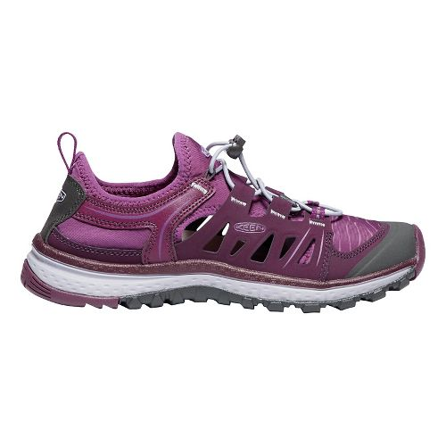 Womens Keen Terradora Ethos Hiking Shoe - Grape Wine 10