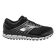 Mens Brooks Beast 18 Running Shoe - Black/Grey 10.5