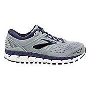 Mens Brooks Beast 18 Running Shoe - Grey/Navy 10.5